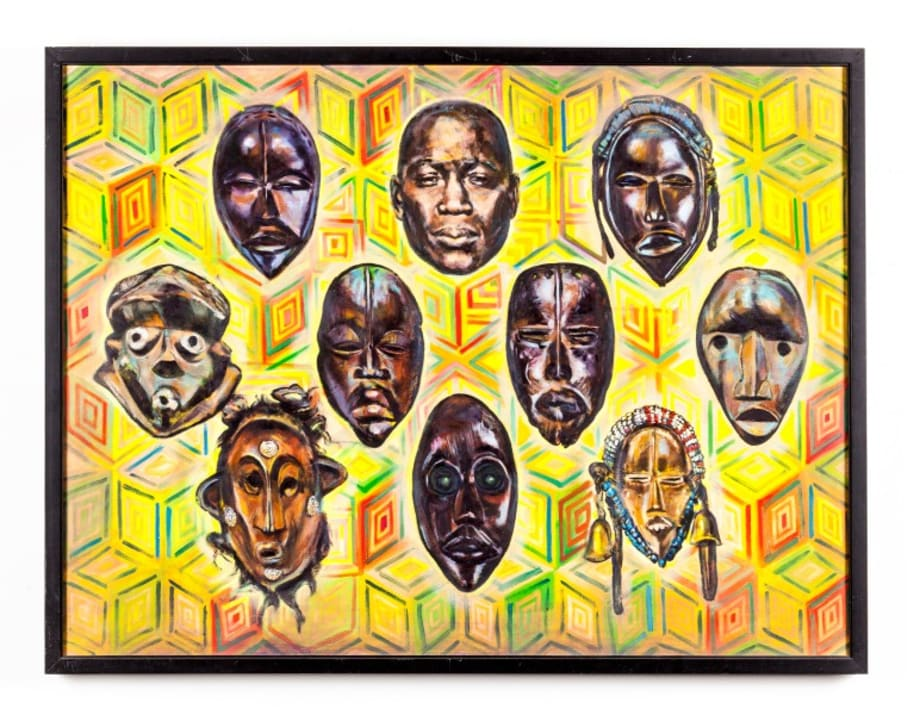 Ancestors by Sherman Beck