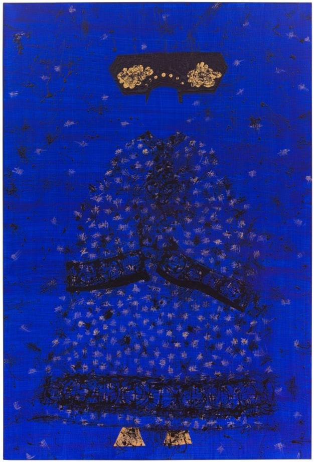 Chinese Emperor-6 by Wang Huai-Qing