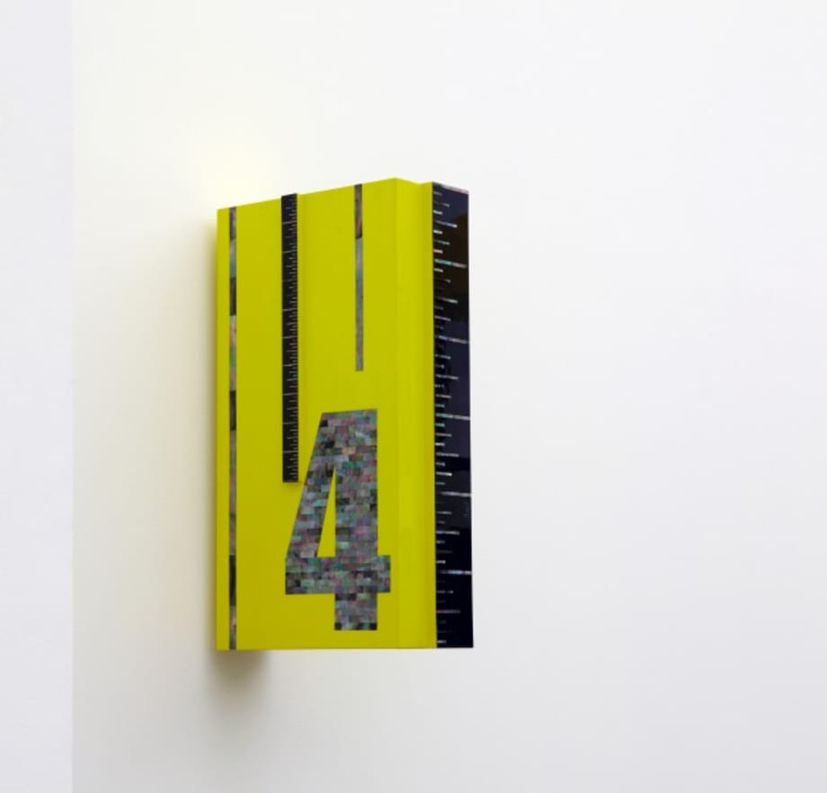Ruler No.4 by Seungjoo Kim