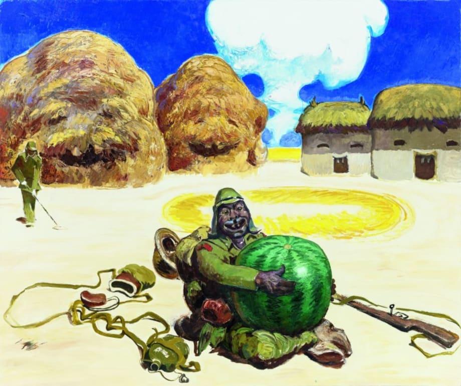 Watermelon Landmine by Wang Xingwei