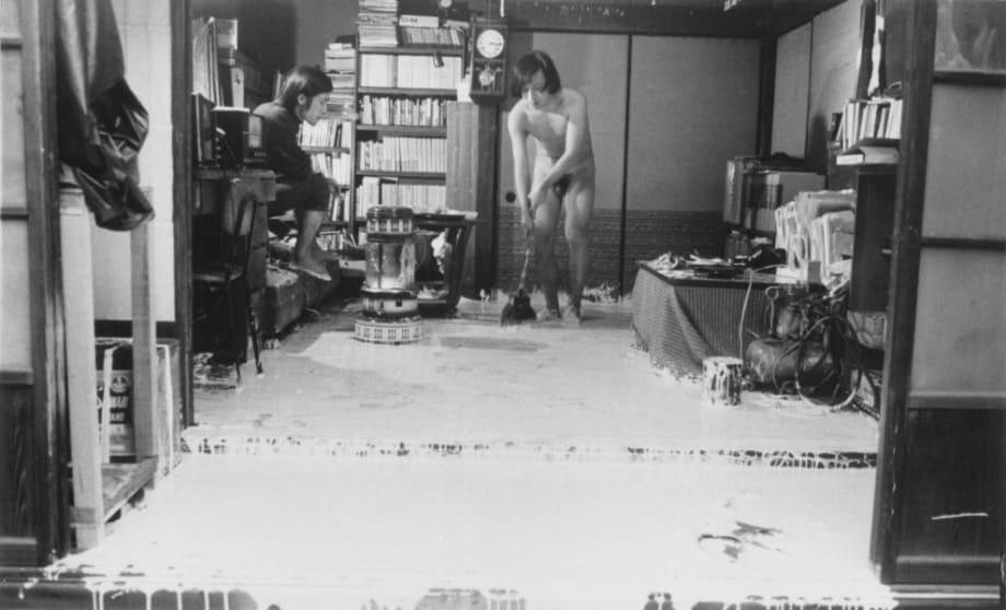 Floor Event No.1 (A-10) by Naoyoshi Hikosaka