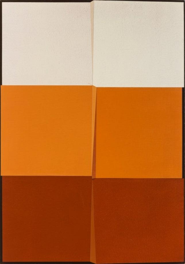 Three layerd colors by Jiahua Qian
