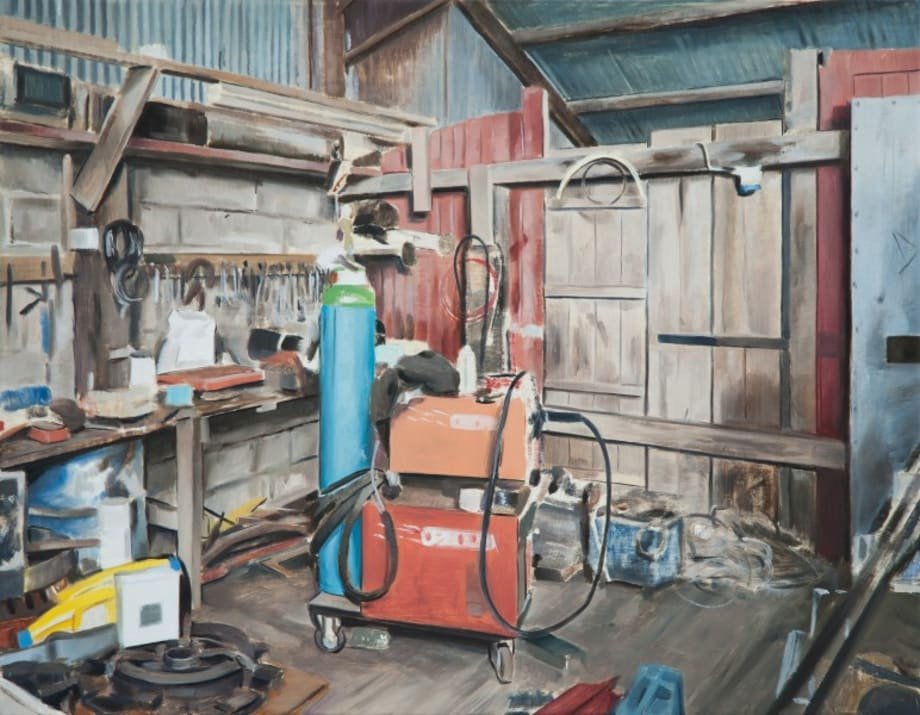 Cebora Welder by Kevin Cosgrove