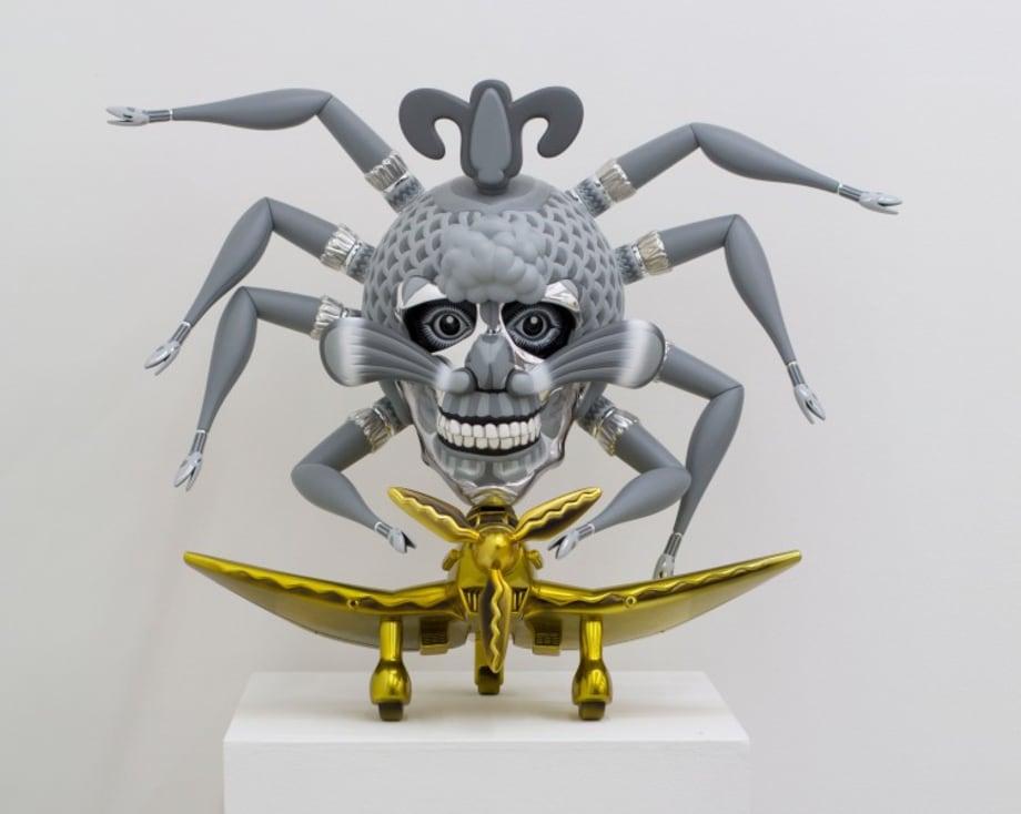 Dream of Human Metamorphosis (B) by Keiichi Tanaami