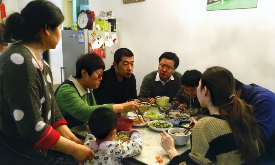 Family by Zhao Zhao