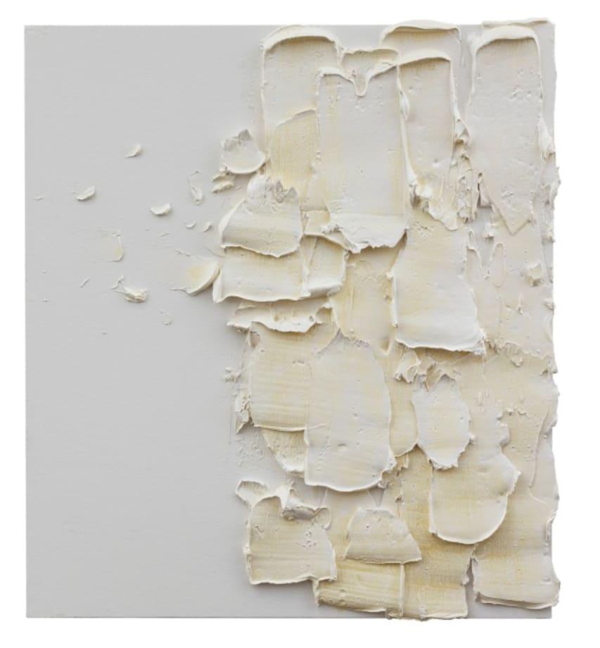 White Object 3 by Zhu Jinshi