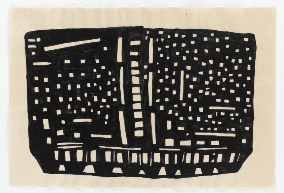 Cityscape by Susan Hefuna