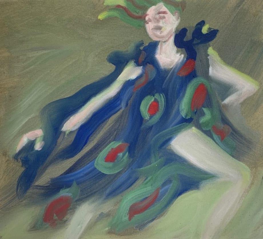 Peacock by Sophie von Hellermann