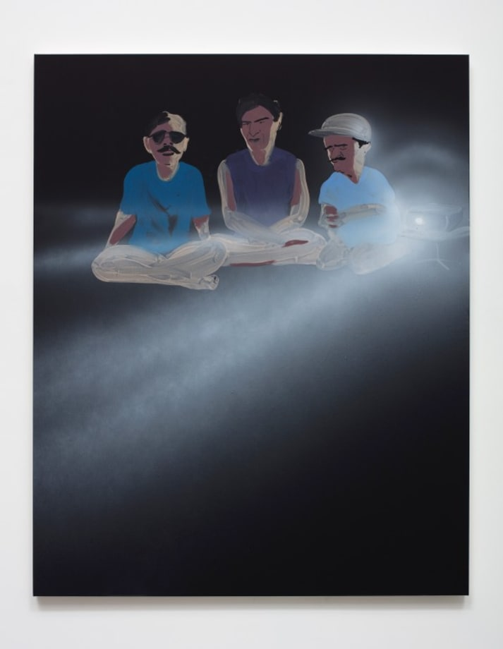 Three Guests by Tala Madani