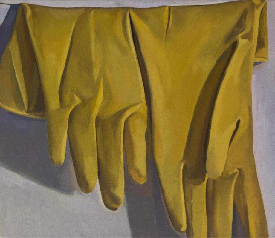 Gloves by Cong Liu