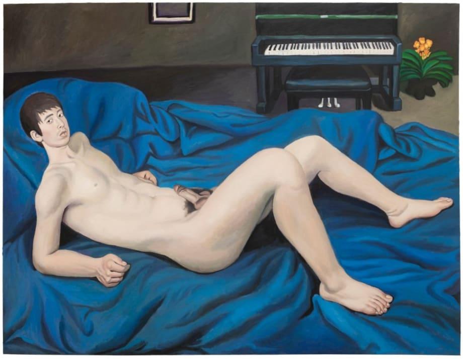 Nudity by Qi Qin
