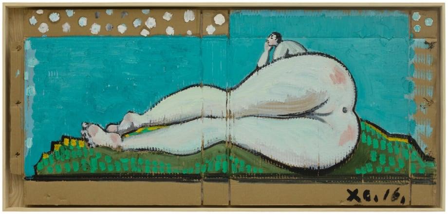 Body by Cheng Xu