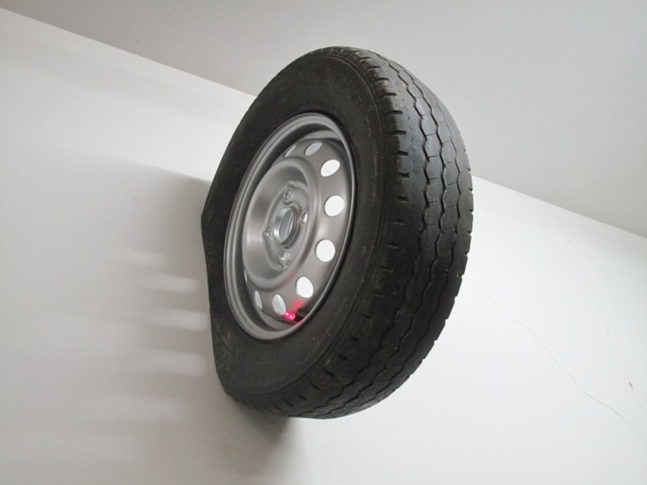 What If? (Figure No. 2, Wheel) by Wiyoga Muhardanto