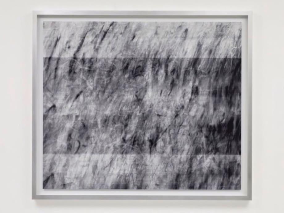 A Grey Bucket by Idris Khan