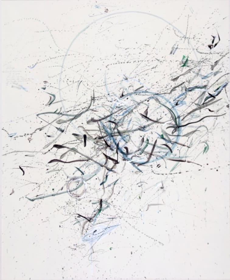 Klage der Wind Wurzein by Rebecca Horn