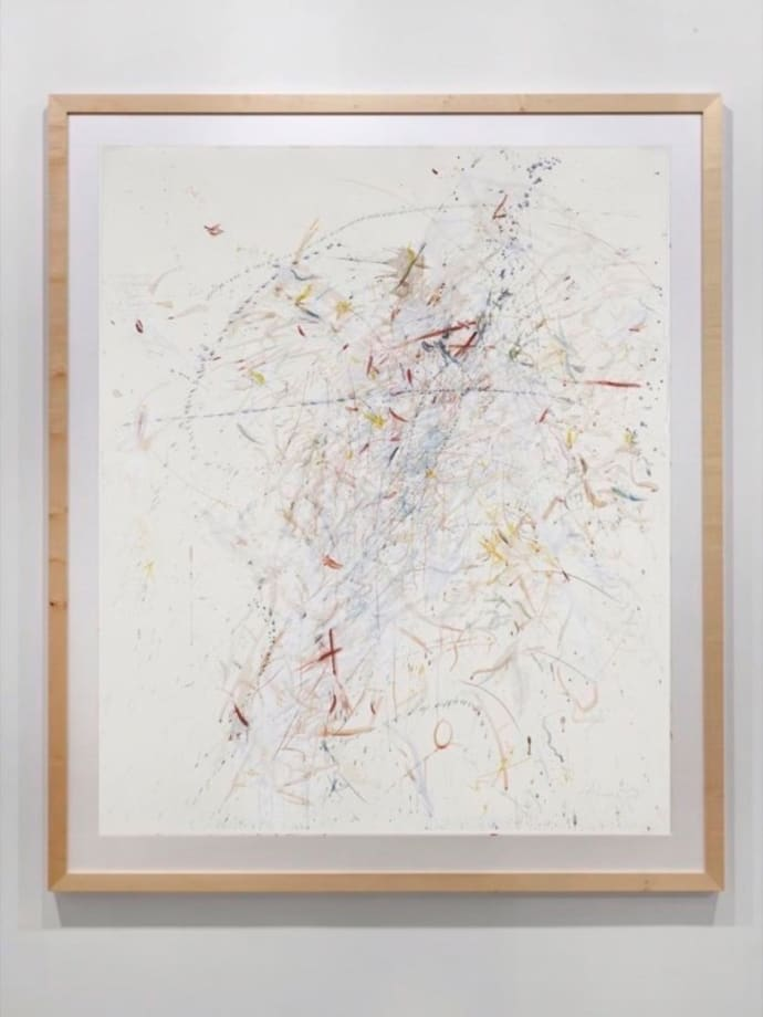 Windgesicht by Rebecca Horn