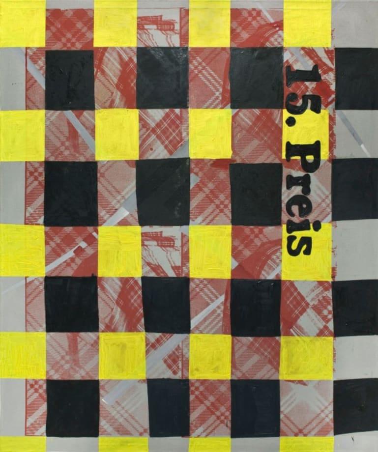 15. Preis by Martin Kippenberger & Albert Oehlen