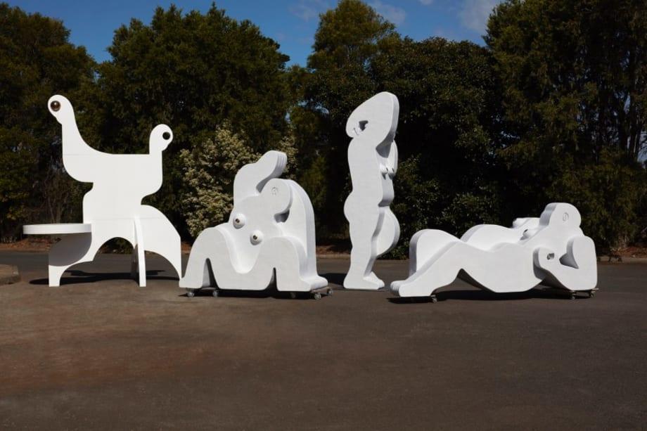 The Bathers by Sanné Mestrom