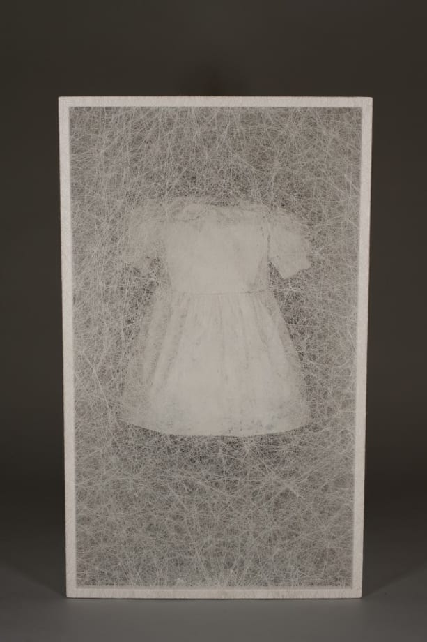 State of Being (Dress) by Chiharu Shiota