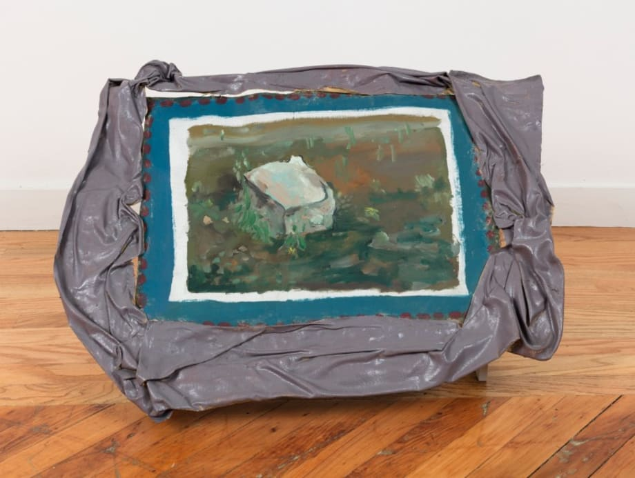 Regarding Landscape (detail) by Ree Morton