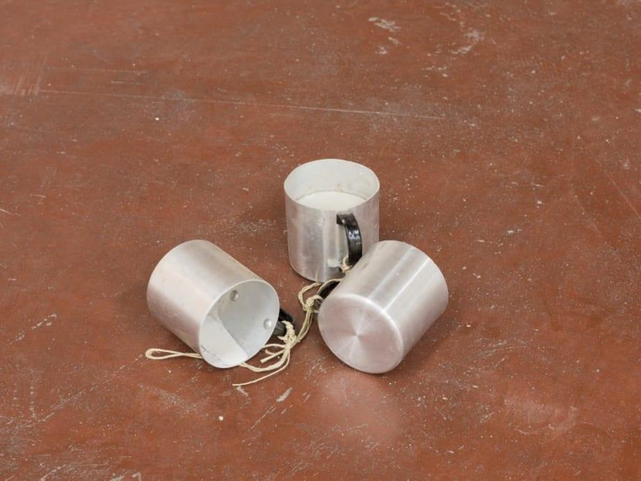 Untitled (cups) by Latifa Echakhch