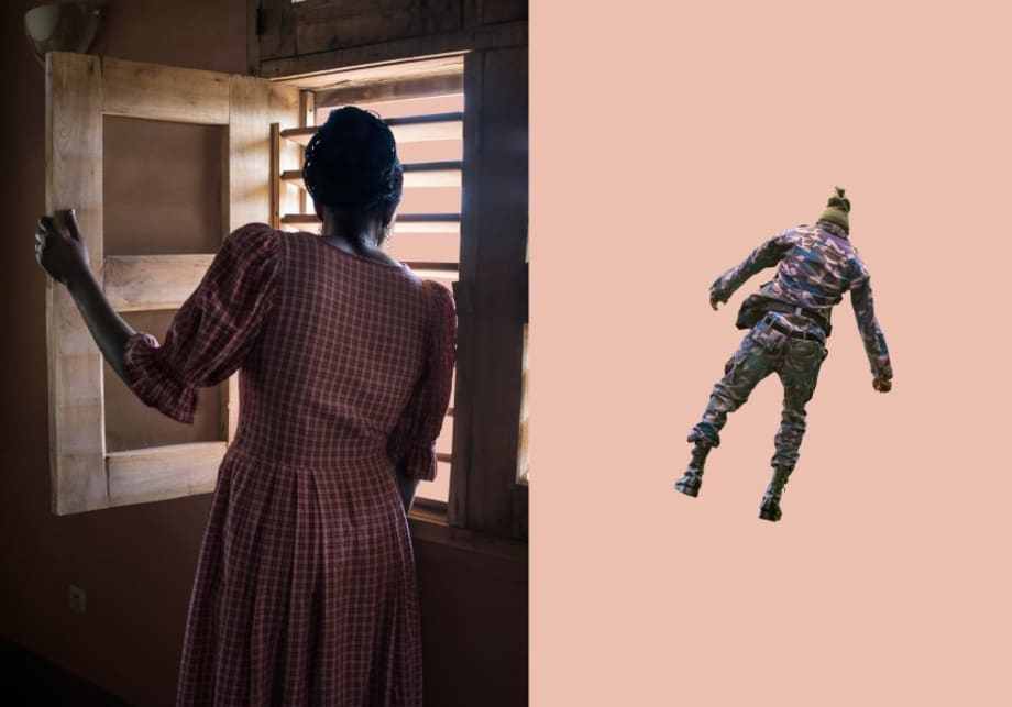 UNKOWN SOLDIER (a) Series: FUNMILAYO Episode I by Cristina De Middel