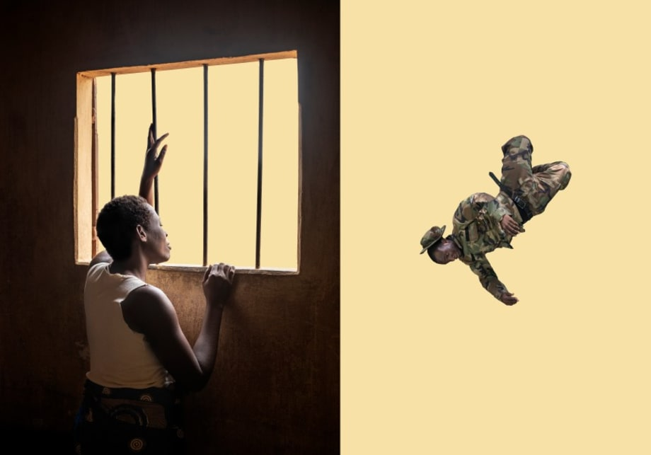 UNKOWN SOLDIER (b) Series: FUNMILAYO Episode I by Cristina De Middel