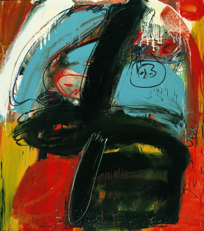 untitled by Walter Stöhrer