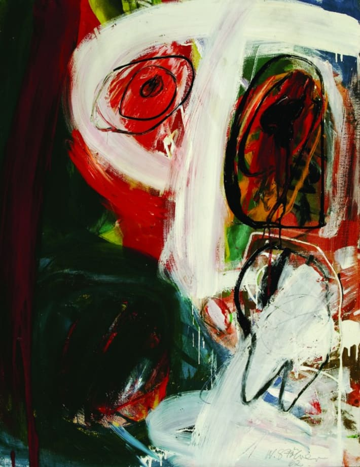 Kopf (Head) by Walter Stöhrer