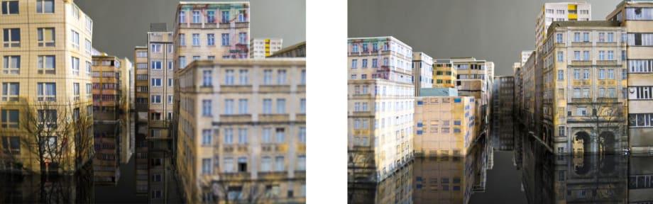 area blanc by Ursula Mumenthaler