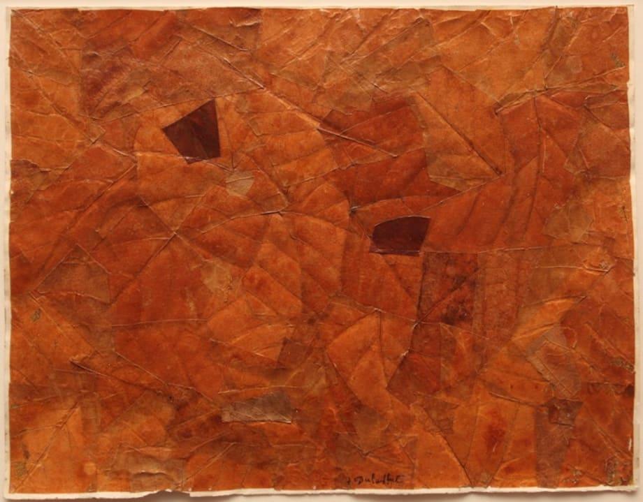 Esprit d'automne by Jean Dubuffet