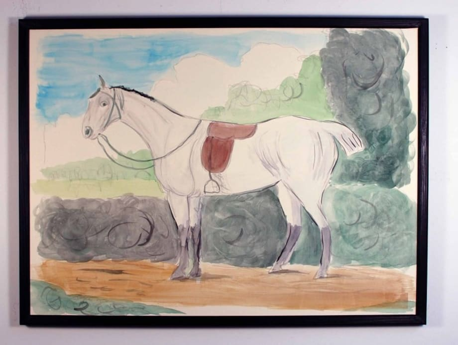 A beautiful Horse by Jos de Gruyter and Harald Thys
