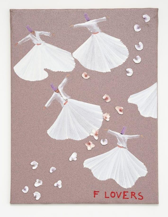 FLovers by Aldo Mondino