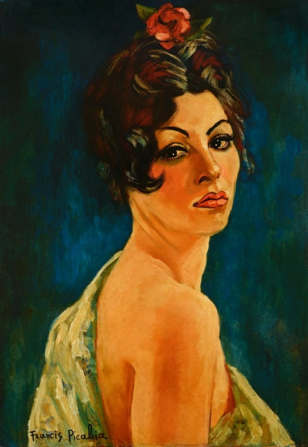 Espagnol by Francis Picabia