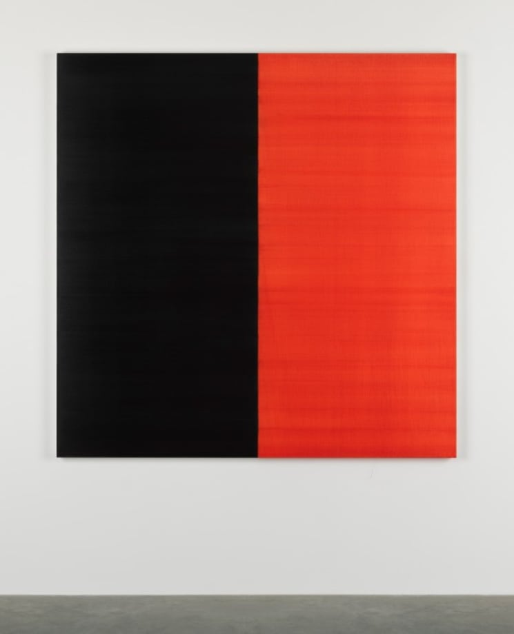 Untitled, No 21 by Callum Innes