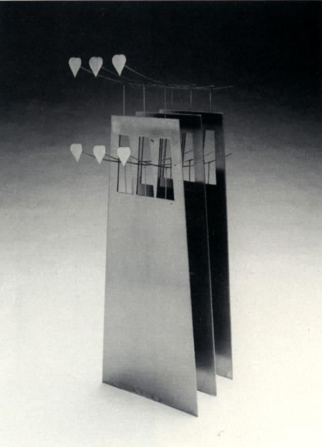 Sei di cuori by Fausto Melotti