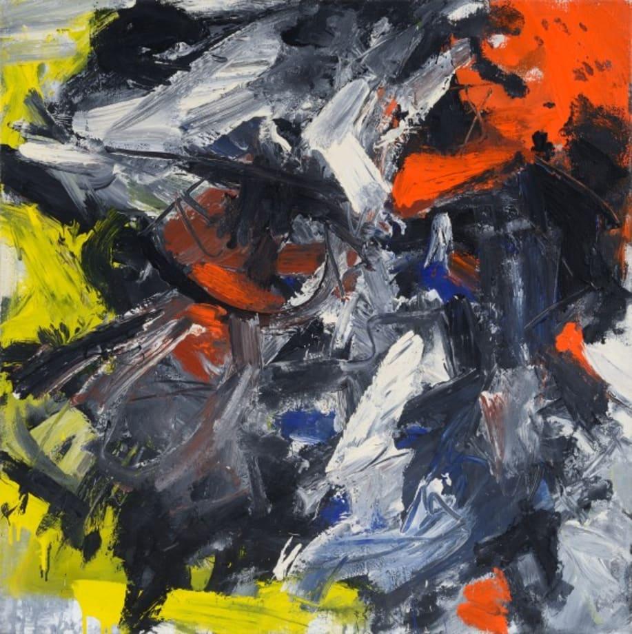 Senza titolo -1 - (N. 13) by Emilio Vedova