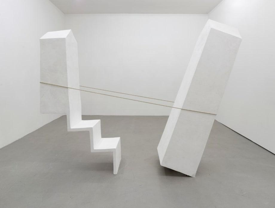 Balancierende Türme (Balancing Towers) by Inge Mahn
