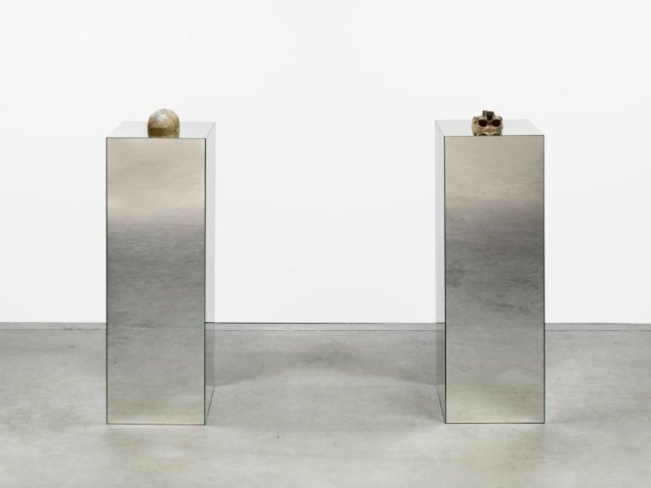 Narziss & Goldmund by Kris Martin