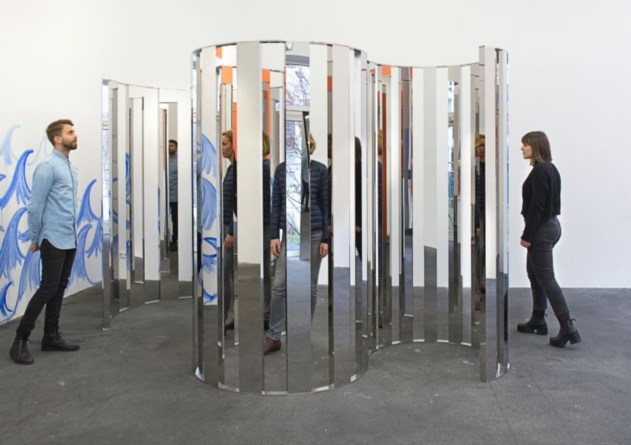 One Twoo Three by Jeppe Hein