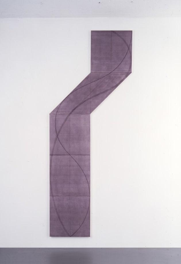 Column Structure XXI by Robert Mangold