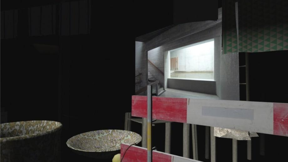 Passage Still 10 by Monica Studer & Christoph van den Berg