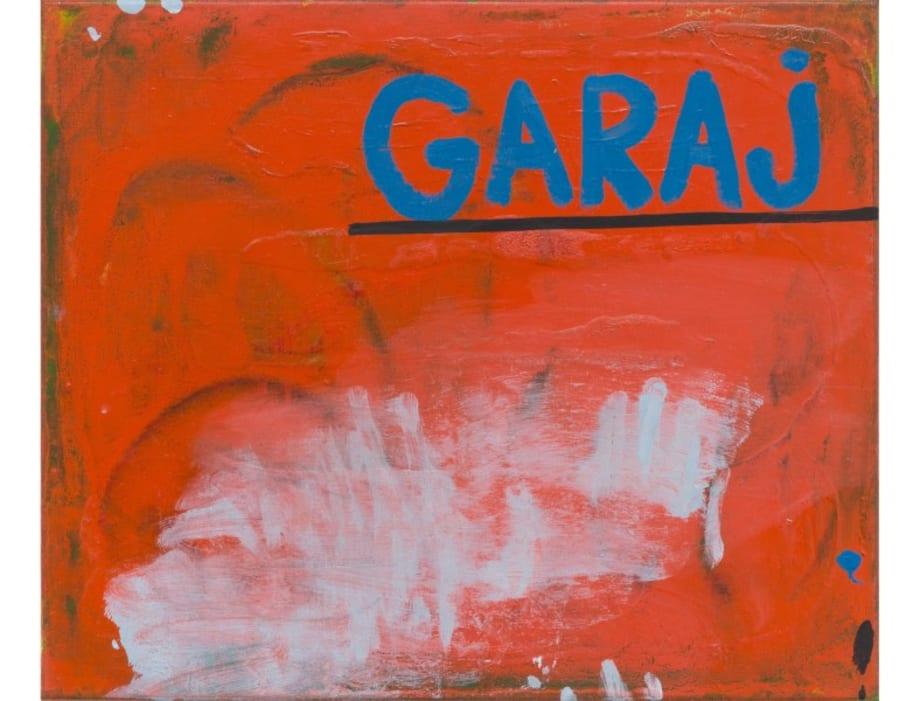 Garaj by Walter Swennen