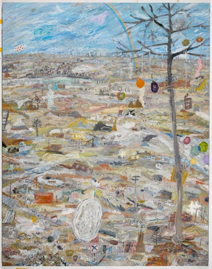 Suburban by Ouyang Chun
