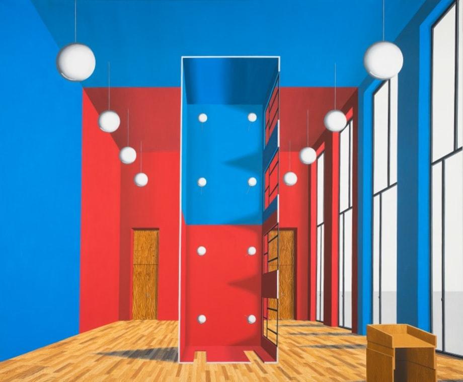 vis-à-vis I by Thomas Huber