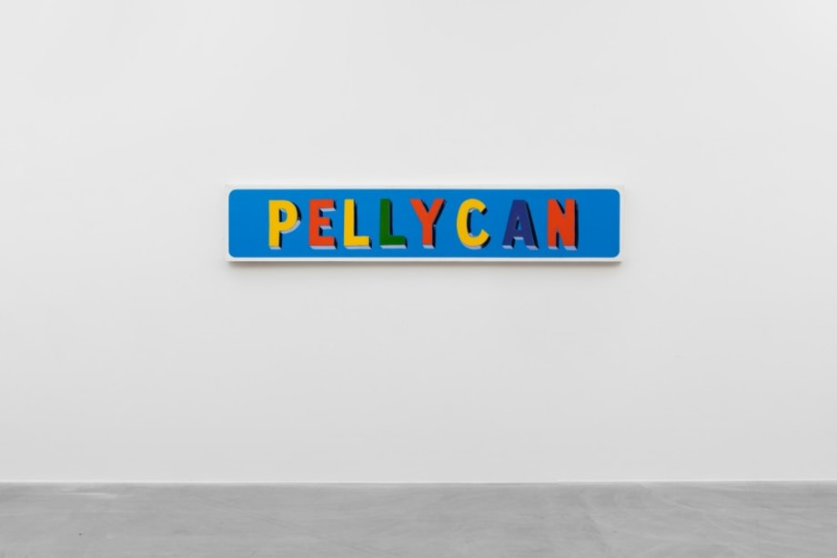 Pellycan by Bob & Roberta Smith
