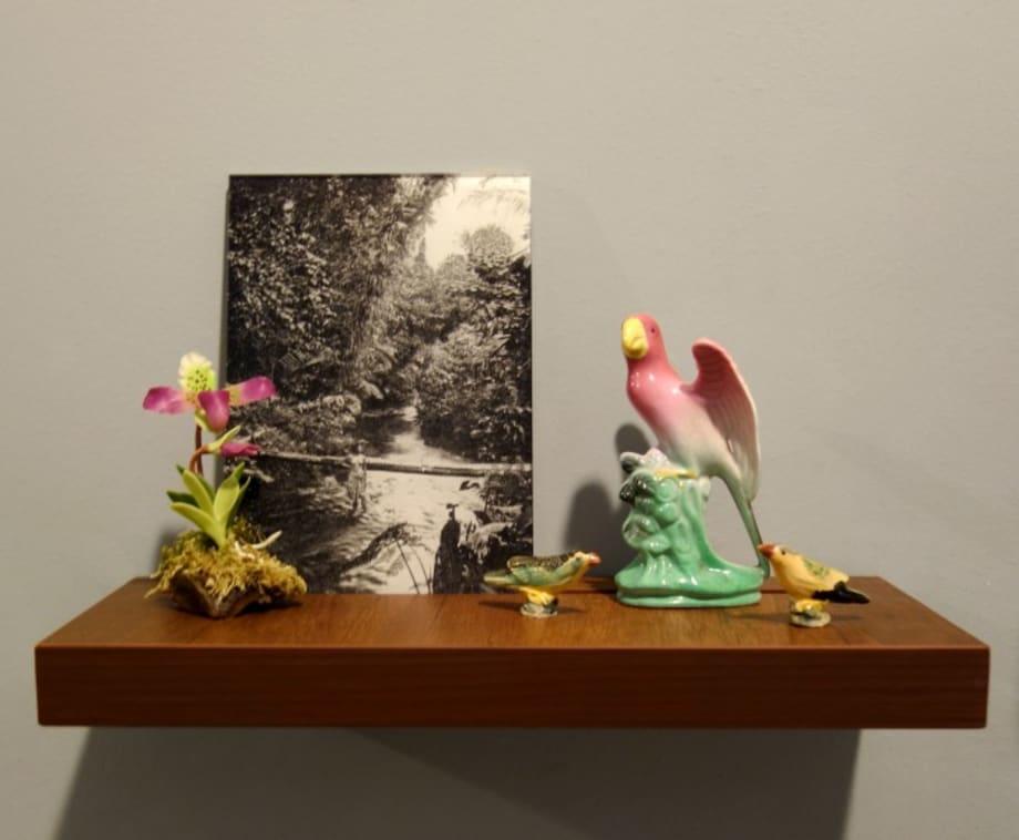 Postcards from the Tropics (iv) by Donna Ong