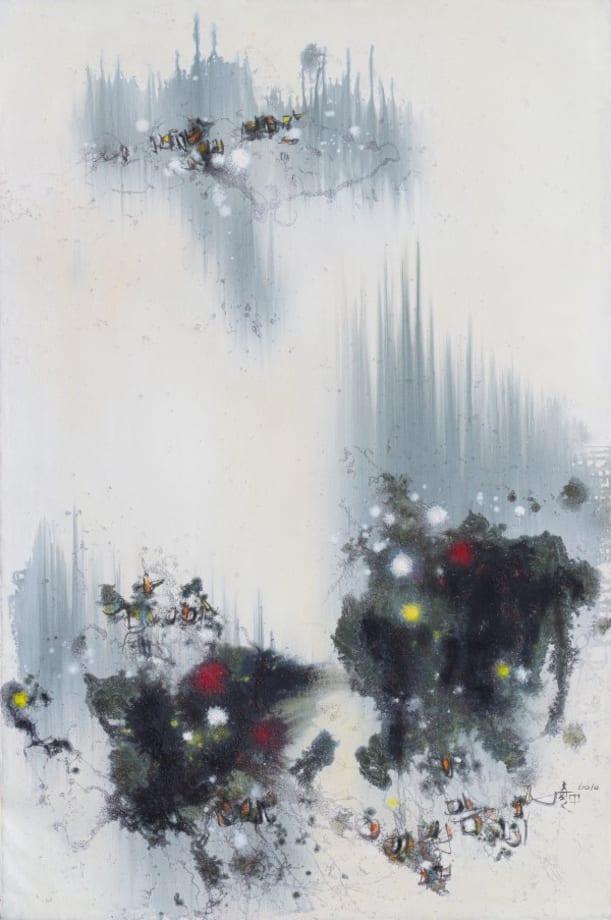 Painting #6910 by Hu Chi-Chung