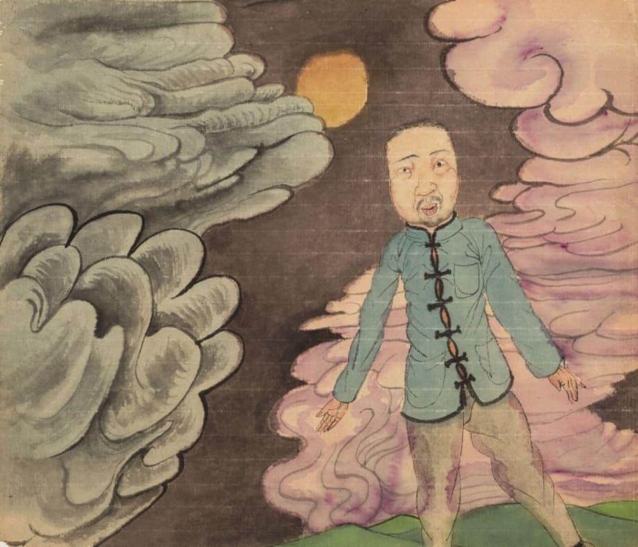 Lhasa Night 拉萨的夜 by Li Jin
