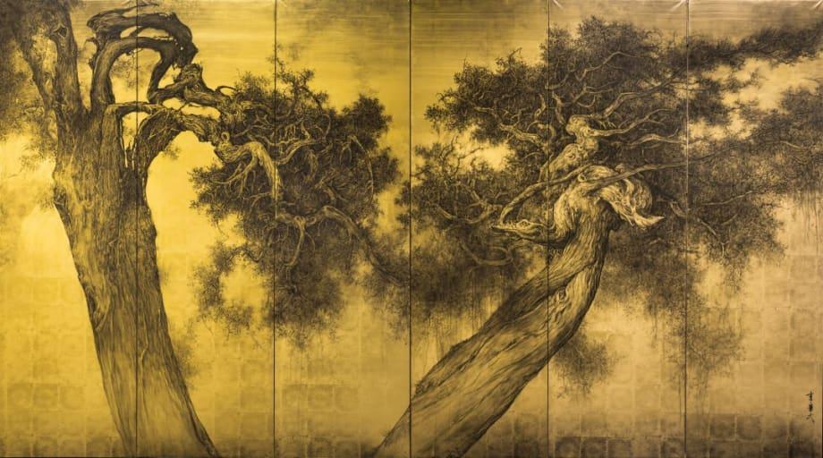 Wind Riding by Huayi Li